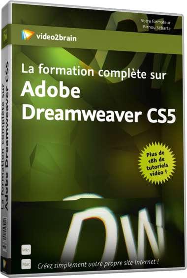 Pack Formation Dreamweaver CS5